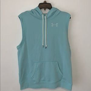 Under Armour Sleeveless hoodie size XL